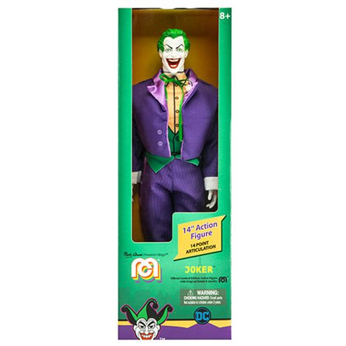 "MEGO 8/"" JOKER BOX ONLY"