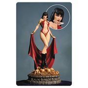 Women of Dynamite Vampirella Statue Diamond Eye Proof Edition Statue