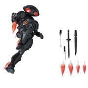 Aquaman Movie Black Manta MAFEX Action Figure