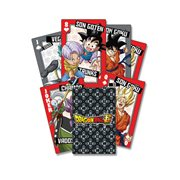 Dragon Ball Super Champa Characters Group Playing Cards