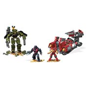 Halo Mega Construx Banished Marauder Strike Playset