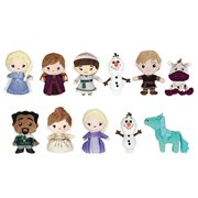 Frozen 2 Plush Bag Clip Display Case