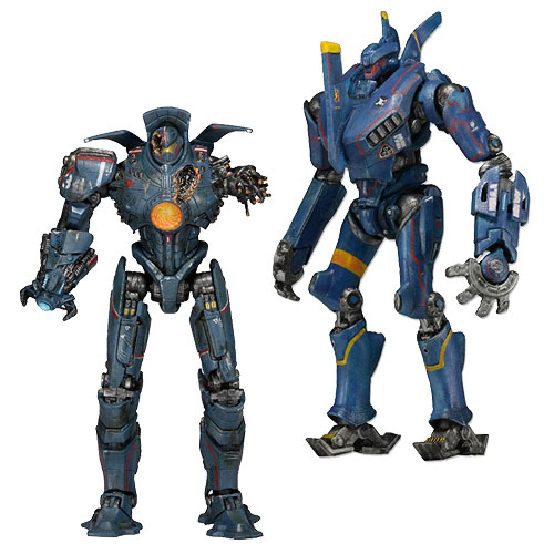 Pacific Rim Jaeger Series 5 Action Figure Set