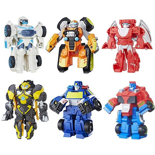 Transformers Rescue Bots Rescan Figures Wave 20