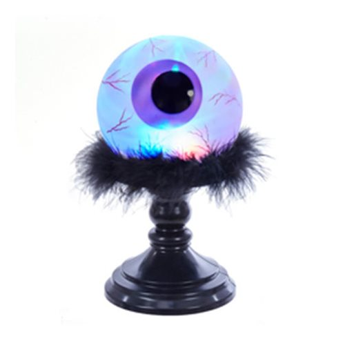 Halloween Eyeball LED Statue