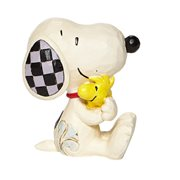 Peanuts Mini Snoopy and Woodstock by Jim Shore Statue