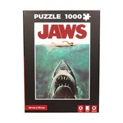 Jaws Movie Poster Puzzle