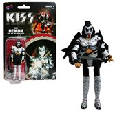 KISS Rock and Roll Over The Demon 3 3/4-Inch Action Figure Series 4