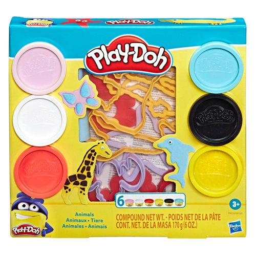 Play-Doh Fundamentals Wave 1 Case of 6