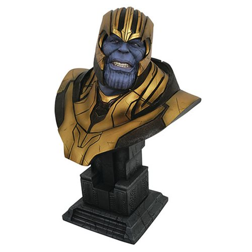 Legends In 3D Avengers: Infinity War Thanos 1:2 Scale Bust