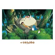 My Neighbor Totoro Napping with Totoro Puzzle