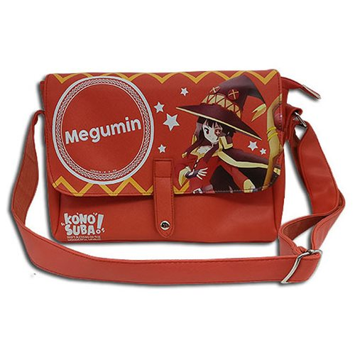KonoSuba Megumin Messenger Bag