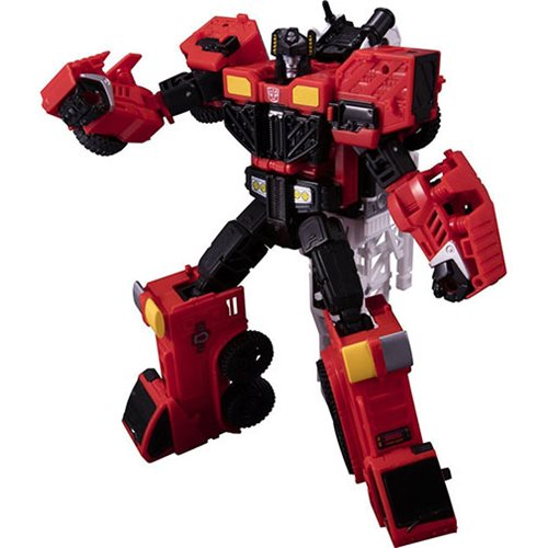 Transformers Generations Power of the Primes Voyager Autobot Inferno, Not Mint