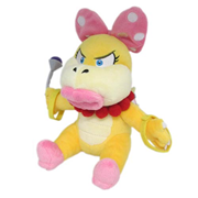 Super Mario Bros. Wendy Koopa 7-Inch Plush