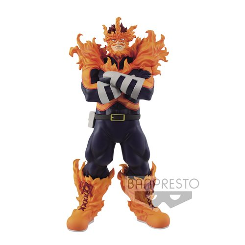 My Hero Academia Endeavor Ages of Heroes Statue