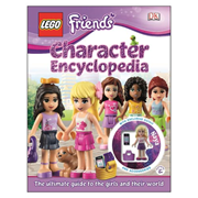 LEGO Friends Hardcover Character Encyclopedia