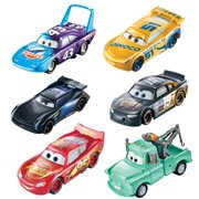 Disney Pixar Cars Color Changers 1:55 Scale 2021 Wave 4 Case of 8
