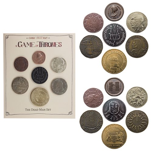 Game of Thrones Dead Man Set