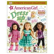 American Girl Dress-Up Ultimate Sticker Collection Paperback Book