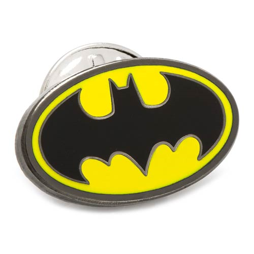 Batman Enamel Lapel Pin