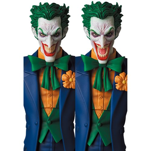 Batman: Hush Joker MAFEX Action Figure