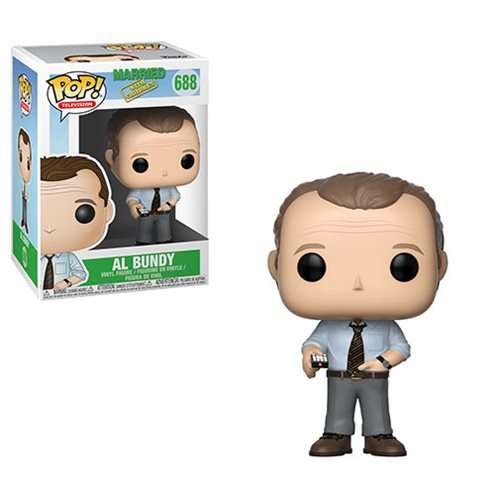 Married with Children Al Bundy with Remote Pop! Vinyl Figure #688