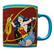 Wonder Woman Lasso Mug