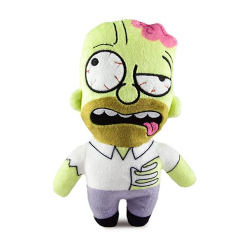 Simpsons Zombie Homer Phunny Plush