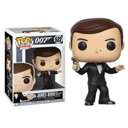 James Bond Roger Moore Pop! Vinyl Figure #522