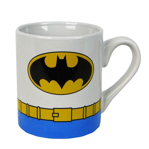 Batman Uniform Logo 14 oz. Mug