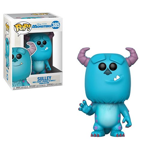 Monsters Inc. Sulley Pop! Vinyl Figure