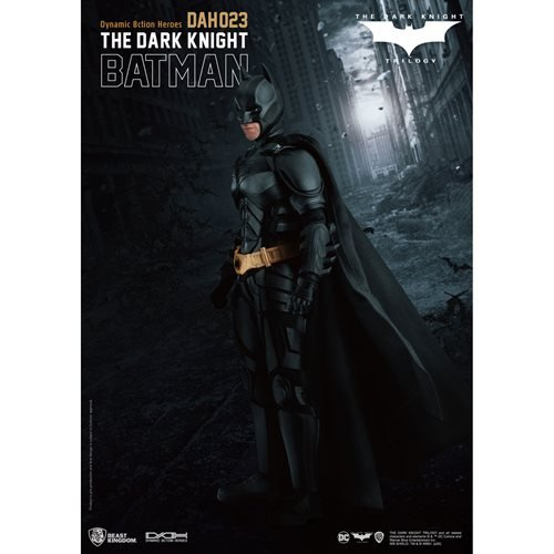 The Dark Knight Batman Dynamic 8-Ction Heroes DAH-023 Action Figure