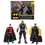Batman Mission Batman and Robin vs. Bane Action Figure 3-Pack