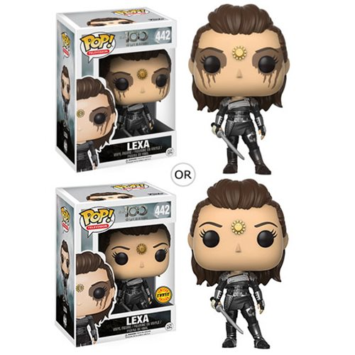 The 100 Lexa Pop! Vinyl Figure