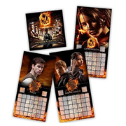 The Hunger Games Movie 2013 16 Month Mini-Calendar