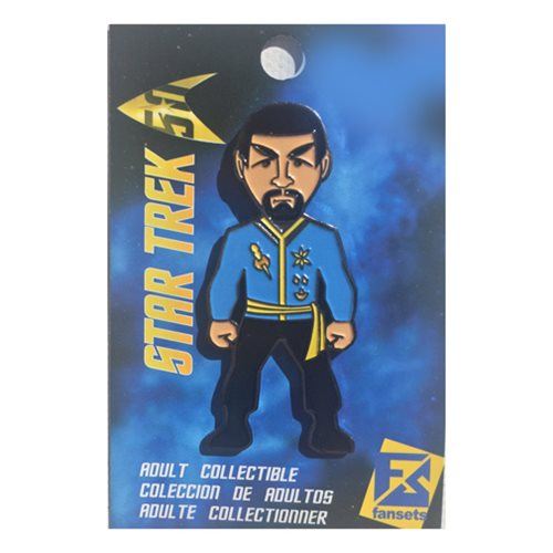 Star Trek Spock Mirror Pin