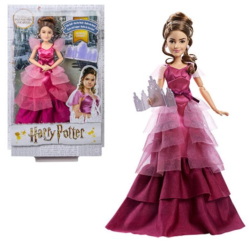 Harry Potter and The Goblet of Fire Yule Ball Hermione Granger Doll
