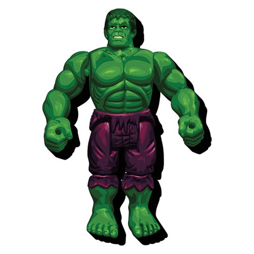 Hulk Toy Funky Chunky Magnet
