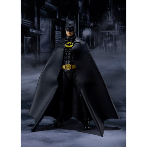 Batman 1989 Batman SH Figuarts Action Figure
