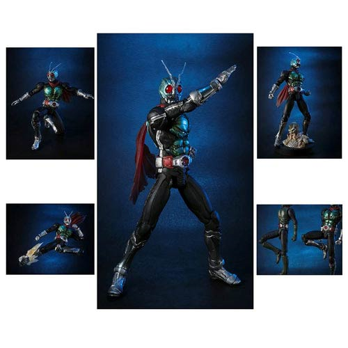 Kamen Rider Number 1 SIC Action Figure