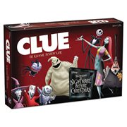 Tim Burton's The Nightmare Before Christmas Clue, Not Mint