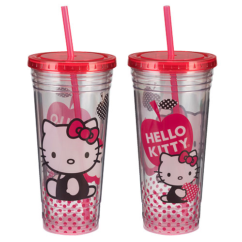 Hello Kitty 24 oz. Acrylic Travel Cup