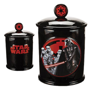 Star Wars Darth Vader Come to the Dark Side We Have Cookies Ceramic Cookie Jar