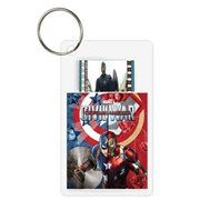Captain America: Civil War Face-Off Film Cell Key Chain