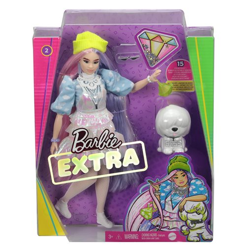 Barbie Extra Doll