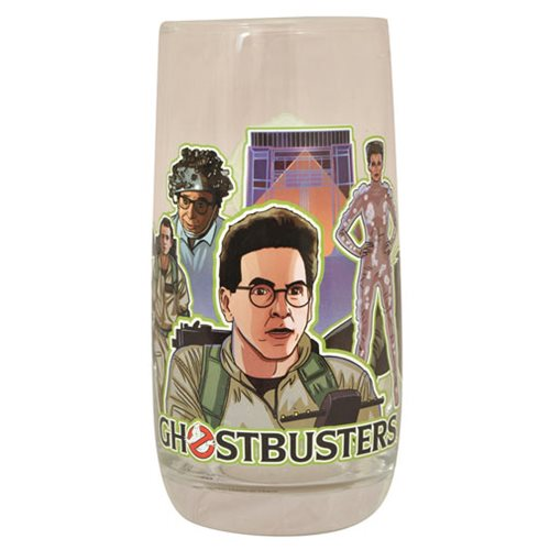 Ghostbusters Egon Spengler Tumbler Glass