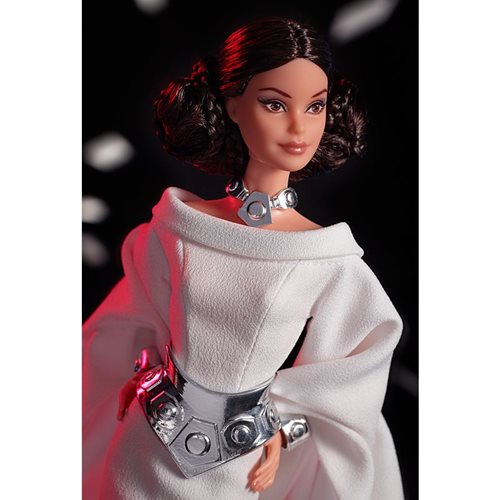 Star Wars x Barbie Princess Leia Doll