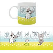 Chi's Sweet Home Pawprints 11 oz. Mug