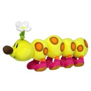 Super Mario Bros. Wiggler 13-Inch Plush