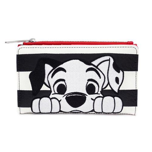 101 Dalmatians Striped Wallet